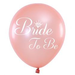 Bride to be - rose gold